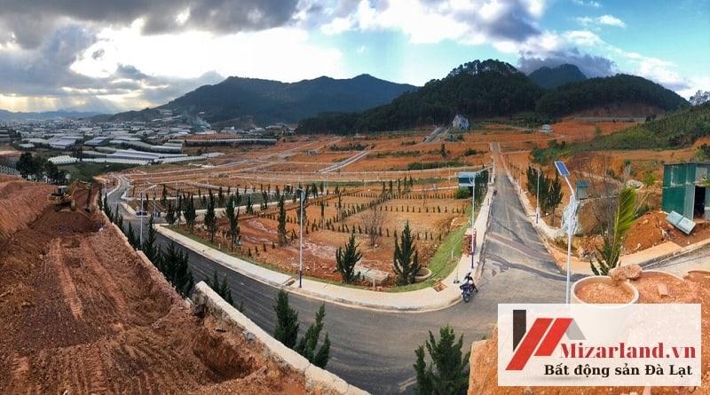 dự án langbiang Town Đà Lạt