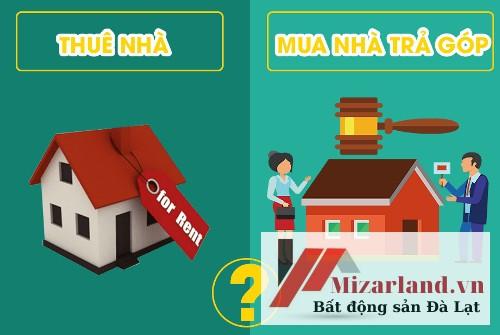Xem xét tài chính khi mua nhà