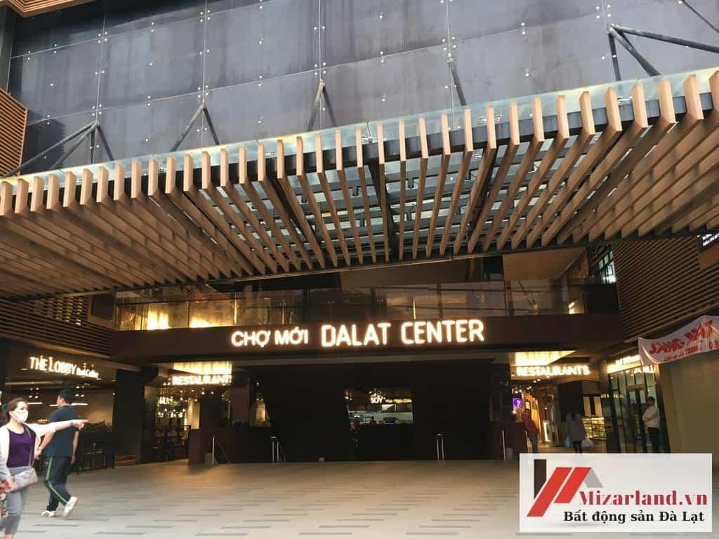 Bán căn hộ Đà Lạt Center mới