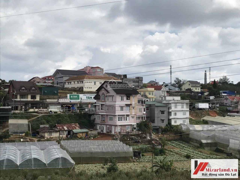 Bán đất phường 8 Đà Lạt