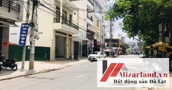 bán khách sạn Đà Lạt phường 5