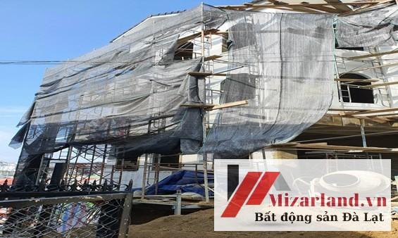 bán khách sạn phường 4 Đà Lạt