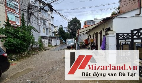 bán nhà hẻm đường huỳnh thúc kháng phường 4
