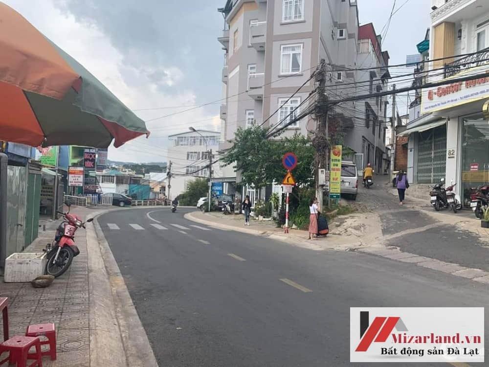 Bán nhà mặt phố phường 1 Đà Lạt