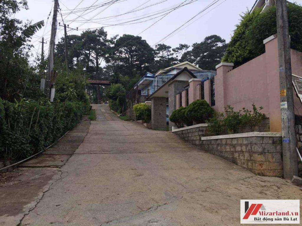 nhà đất phường 4 ở Đà Lạt