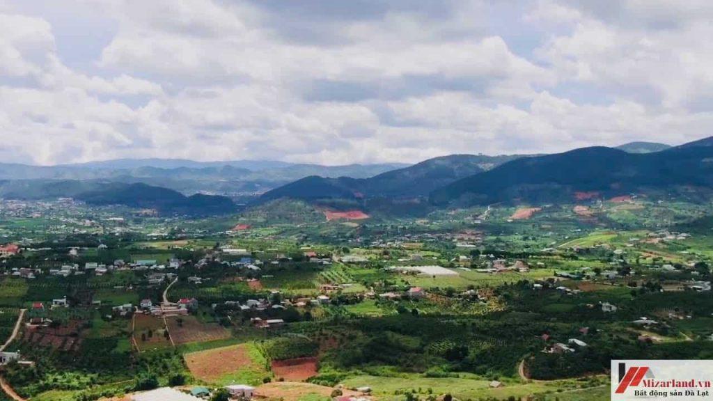 Bán Đất View Đẹp Tại Xã Đông Thanh,  Lâm Hà