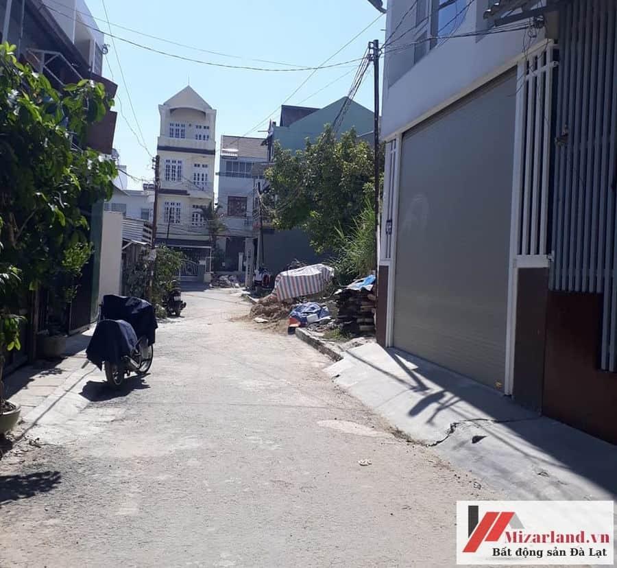 Bán nhà đường Nguyễn Trung Trực, phường 4 , Đà Lạt.