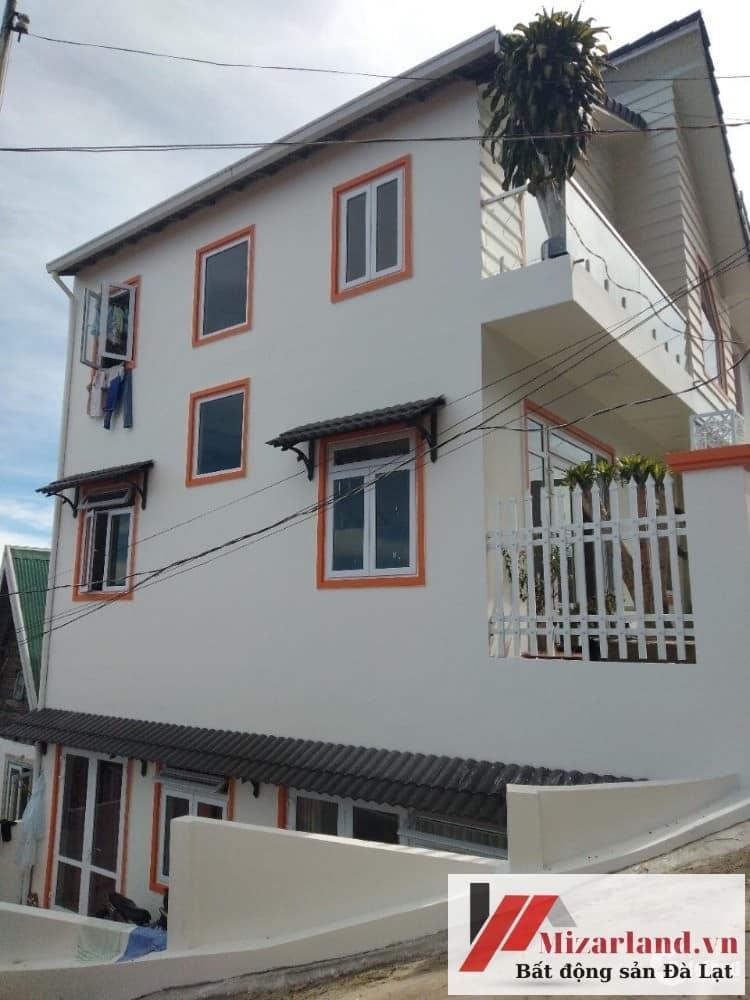 Bán nhà đường Nguyễn Trung Trực, phường 3, Đà Lạt.