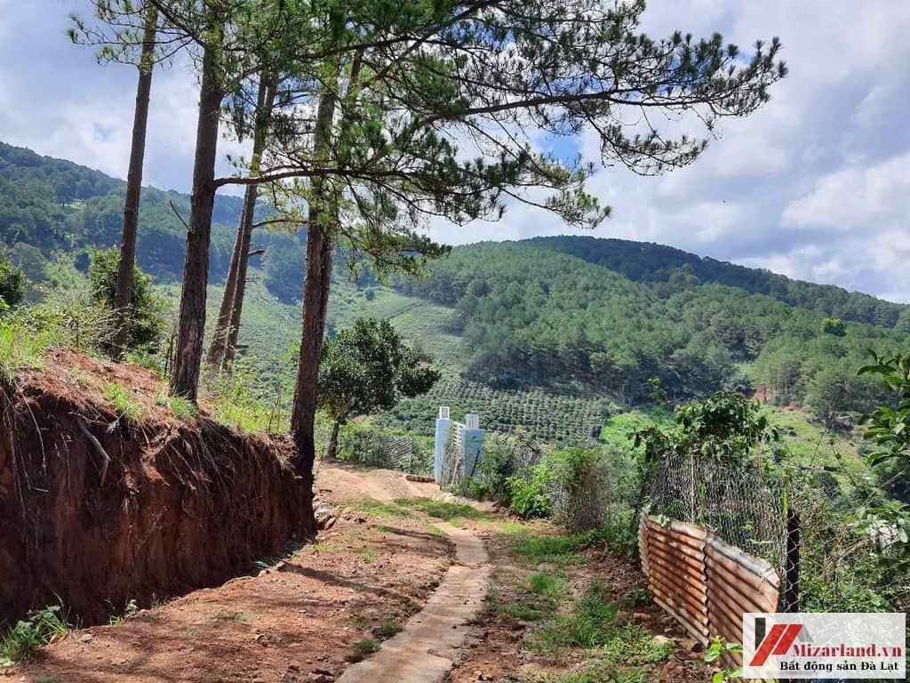 Bán lô đất Tà Nung, view đẹp