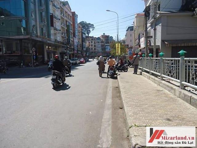Bán nhà đường Hoàng Diệu, phường 5, Đà Lạt.
