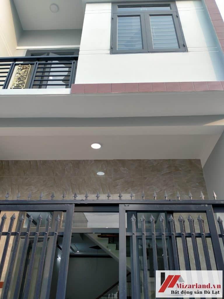 Bán nhà đường Nguyễn Văn Trỗi, phường 2, thành phố Đà Lạt