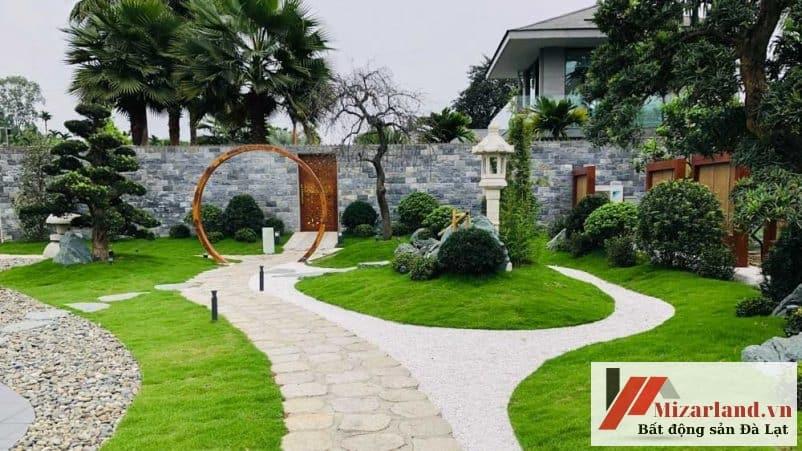 Bán nhà view sân vườn thoáng mát, nghỉ dưỡng Xuân Thọ