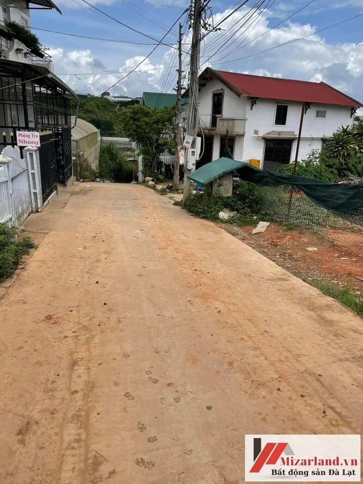 Bán đất đường Kim Đồng, phường 6, Đà Lạt.