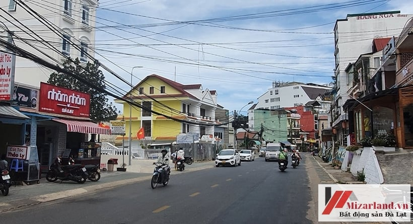 Bán nhà cấp 4 mặt tiền Bùi Thị Xuân - P2 - TP Đà Lạt