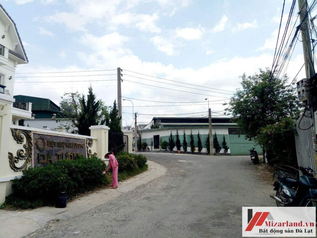 Bán nhà đường Dã Tượng, phường 5, Đà Lạt