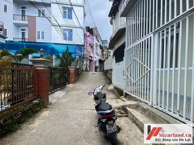 Bán nhà đường Phan Đình Phùng, phường 2, Đà Lạt