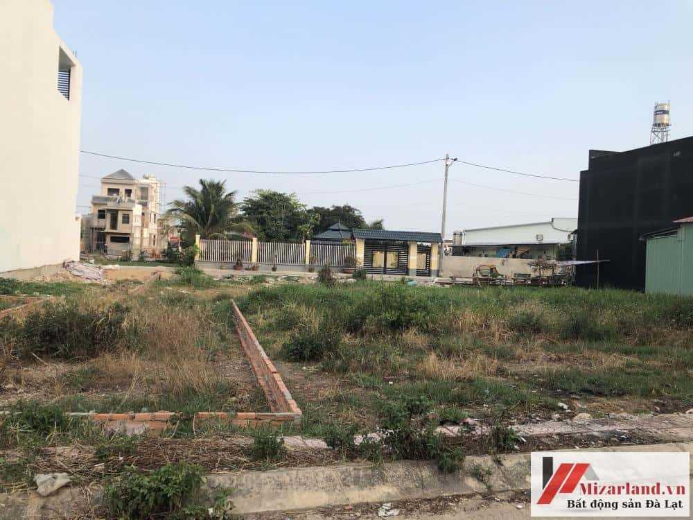 Bán đất đường khu quy hoạch An Sơn, phường 4, thành phố Đà Lạt