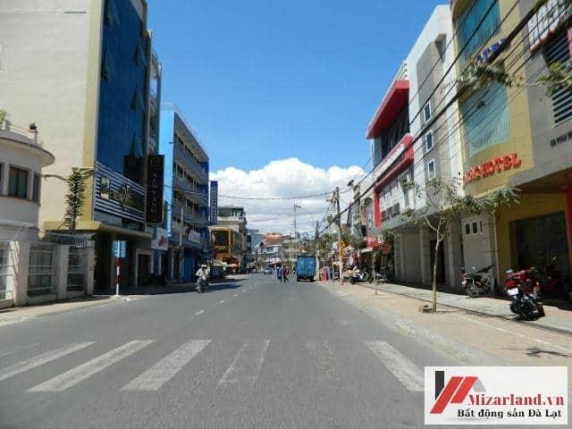 Bán nhà đường Phan Đình Phùng, phường 2, Đà Lạt.