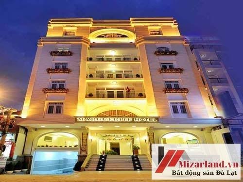 Khách sạn 3 sao trung tâm TP. Đà Lạt