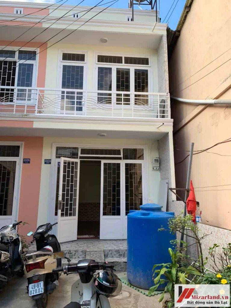Bán nhà đường Bà Triệu, phường 3, Đà Lạt.