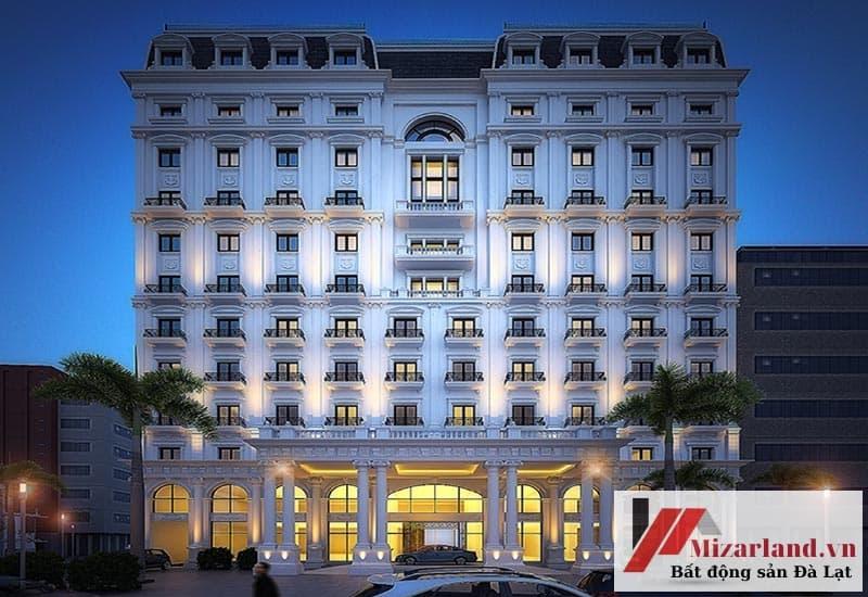 Bán khách sạn đường Mê Linh, phường 9, thành phố Đà Lạt.