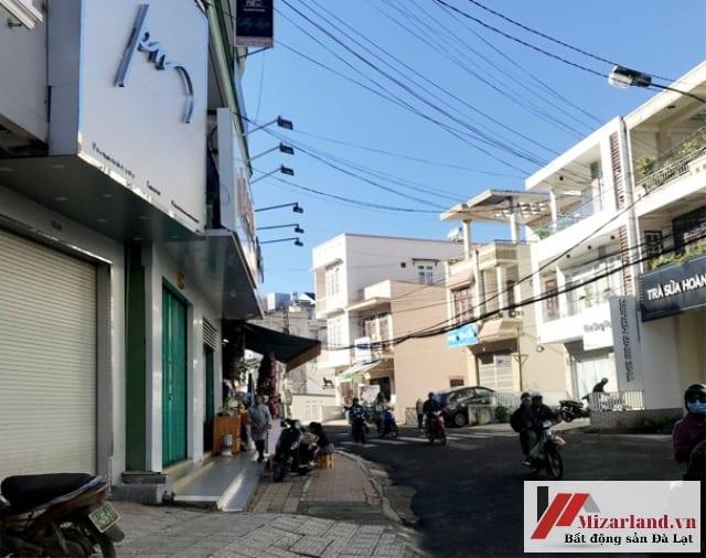 Bán nhà đường Nguyễn Văn Trỗi, phường 2, Đà Lạt