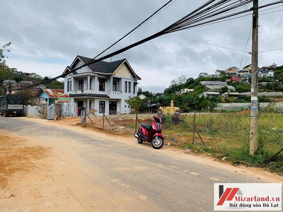 Bán lô đất xây dựng ngay trung tâm thành phố Đà Lạt