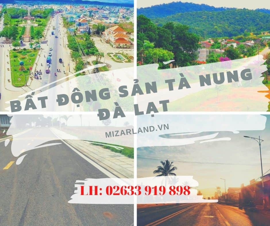 Bất động sản Tà Nung