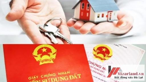 Dịch vụ làm giấy tờ nhà đất ở Đà Lạt