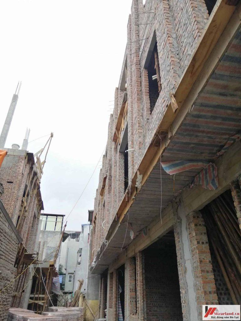 Bán nhà mới sắp hoàn thiện Thái Phiên Đà Lạt