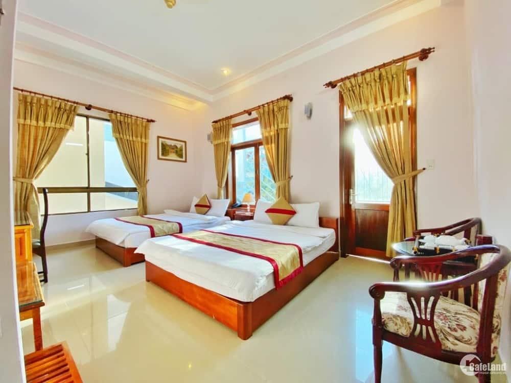 bán khách sạn Đà Lạt đường Nguyễn Thị Minh Khai