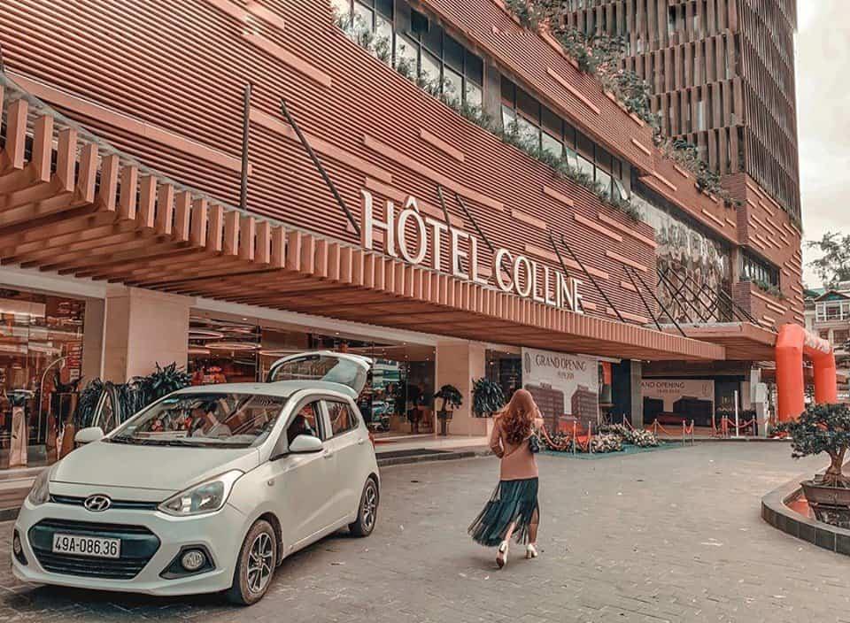 bán khách sạn ngay chợ Đà Lạt