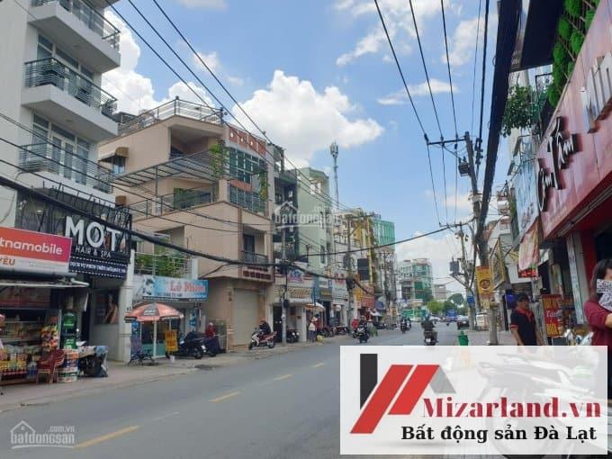 bán nhà 3 mặt tiền đường Phan Đình Phùng