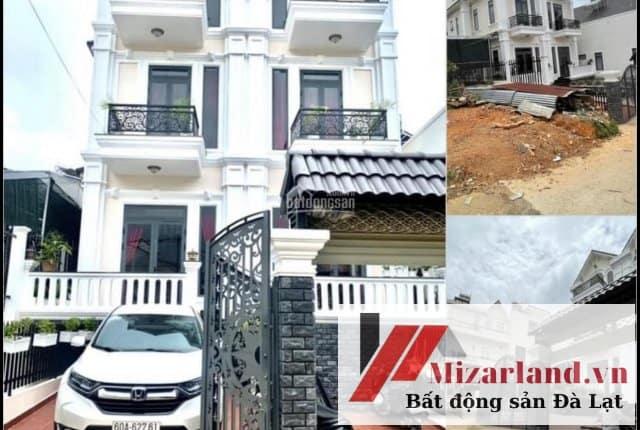 bán villa Đà Lạt đang kinh doanh