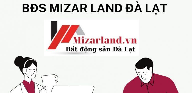 Giới thiệu công ty BĐS Mizar Land