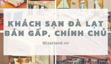 Khách sạn Đà Lạt bán