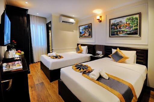 Khách sạn Đà Lạt bán gấp